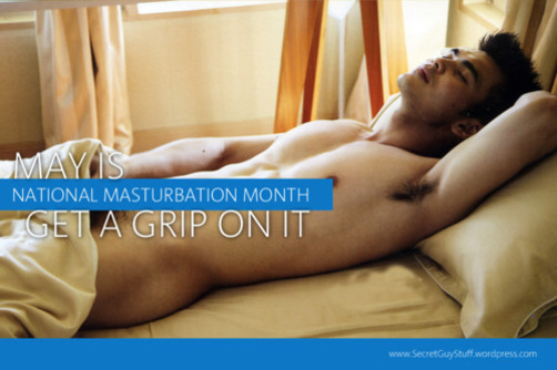 masturbation month may 2009