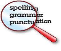 Spelling, Grammar, Punctuation