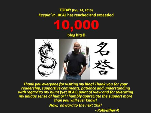 10,000 blog hits (no URL)