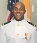 Christopher Dorner (in U.S. Navy uniform)