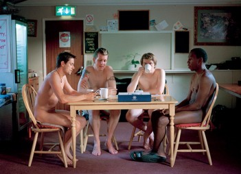 Nudity Sometimes It S About Male Bonding