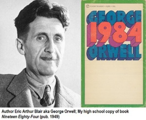 George Orwell-Nineteen Eighty-Four (1949)