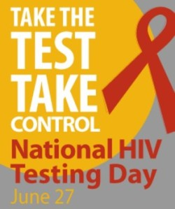 National HIV Testing Day - June 27, 2013