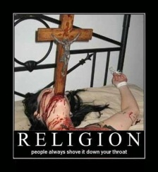 Religion- people shove it down your throat (RFXP edit)