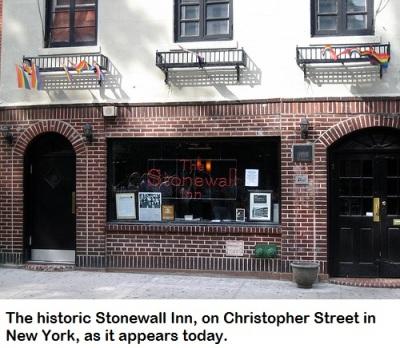 Stonewall Inn (Today)