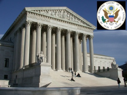 US Supreme Court Building, seal