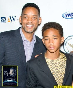 Will Smith, son Jaden, 'After Earth' promo