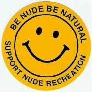 Be Nude,  be natural