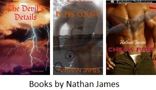 Books by Nathan James