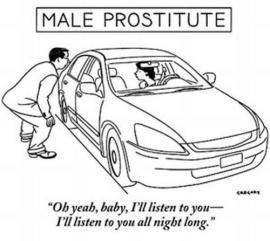 male prostitute humor