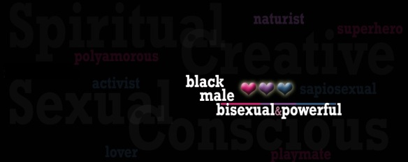 Black Male Bisexual & Powerful (RFXP-edit)