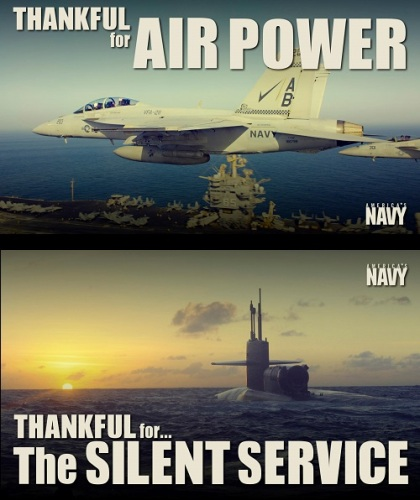 Naval Air Power, Submarine Service