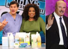Oprah Winfrey, Dr Oz, Dr Phil