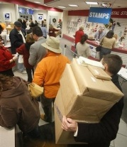 Post office line-2