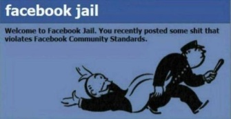 Welcome to Facebook Jail