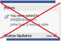 FB poke-2 (Red X)