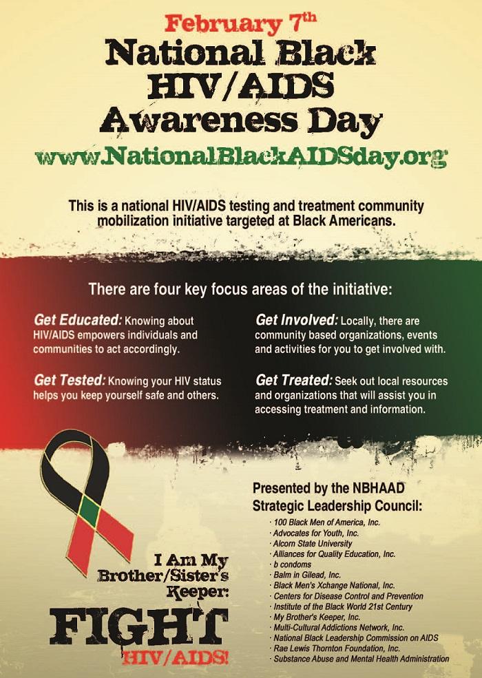 National Black HIV_AIDS Awareness Day (Feb 7, 2014)