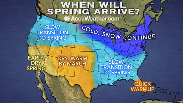 2014 Spring Outlook