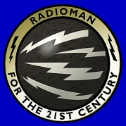 Radioman for 21 Century (small) Original