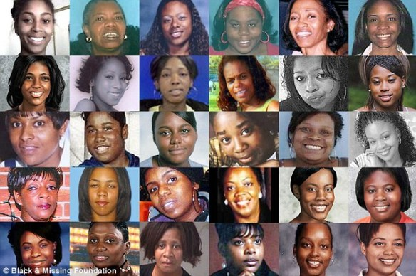 Missing Black Women