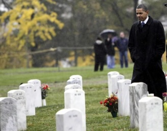 President Barack Obama on Memorial Day 2014
