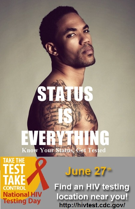 Status is everything, June27 banner (re)