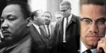 MLK & Malcolm X