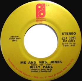 Billy-Paul_Me and Mrs Jones_45 record