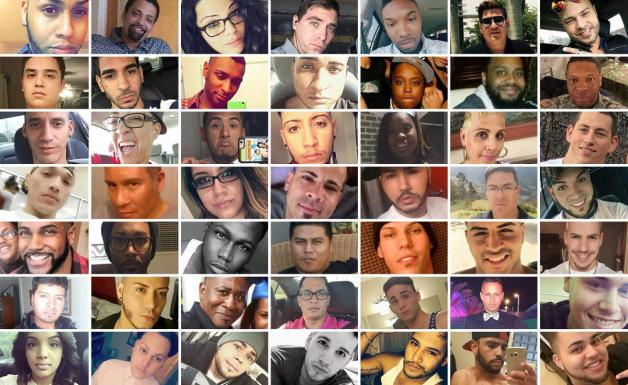 Orlando massacre victims (49) (14JUN 2016)