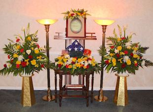 Memorial services1