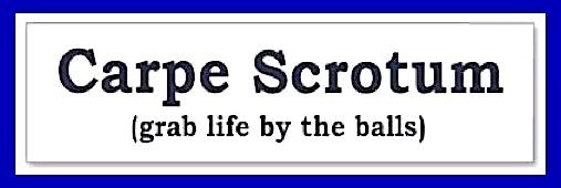Carpe Scrotum