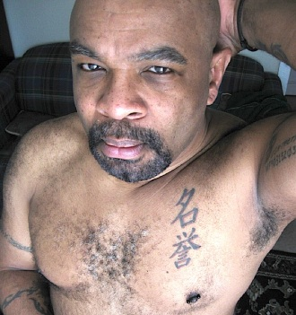 _RFX, Renzo nude, goatee, armpit, pierced nipple