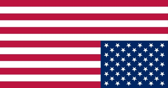 Flag of the United States (distress)